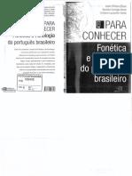 Para Conhecer Fonética e Fonologia Do Português Brasileiro