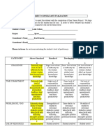 project consultant evaluation  2