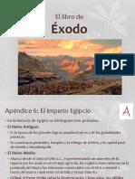 Analizando el Exodo