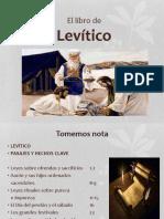 Analizando el Levítico