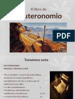 Analizando el Deuteronomio