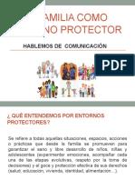 LA FAMILIA COMO ENTORNO PROTECTOR