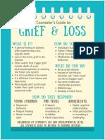 grief   loss fact sheet