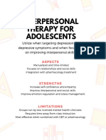 ipt-ast fact sheet  interpersonal therapy for adolescents