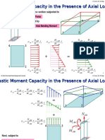 9 Beam-Column (Appendix II - Elastic Moment Capacity in the Presence of Axial Force)