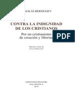 Intro a Berdiaiev contra-indignidad-cristianos