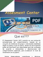 Assessment center   CIPPAZ CONSULTORES