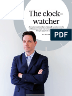 Biomarkers and ageing The clock watcher