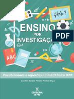 e Book Ensino Por Investigacao Possibilidades de Reflexoes No Pibid Fisica IFPR