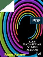 Las Palabras y los Mitos - Isaac Asimov.pdf
