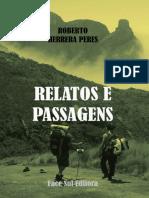 Livro - Relatos e Passagens