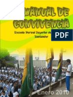 Manual de Convivencia Escuela Normal Superior de Piedecuesta Vigente