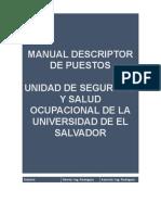 USSO M. DESCRIPTOR DE PUESTOS