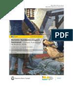 Boletín Epidemiológico de la Ciudad de Buenos Aires