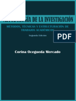 038. MasterTESIS - Metodología de la investigación Métodos, técnicas y estructuración de trabajos académicos 2Ed - Corina Ocegueda Mercado 2004.pdf