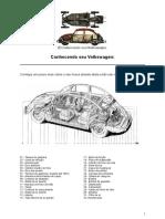 Ano de fabricação dos carros VW