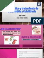 Diagnóstico y tratamiento de Colecistitis y Colelitiasis.pptx