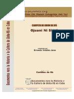 D:\ORACULO DE IFÁ\Carpetas de la Serie 1 Dice Ifa y Tratado\NUEVOS\06 Ojuani\Documento en blanco para Carpetas Serie 1.wpd