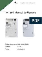 MT880 Usuario manual_V1.0_esp