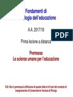 Fond di Psicoedu_premessa al corso_slide
