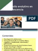 DESARROLLO EN LA ADOLESCENCIA 2019 (1) [Autoguardado]