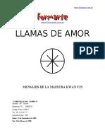 Kwan Yin,Llamas de Amor.doc