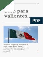 MEXICO Solo para valientes .pdf.pdf.pdf