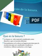 Clasificación de la basura VERANO.ppt