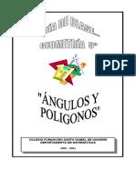 GUIA 5º PERIODO 3 angulos y poligonos