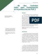 6.Evaluación de dos Sustratos fermentacion sumergida clase crecimiento bacteriano