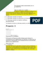 examen unidad 2 Direccion de Proyecto I