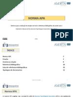 APA 6ed