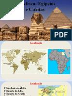 5 - África_Egípcios e Cuxitas