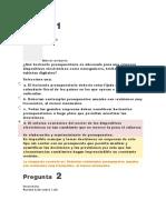 Direcion financiera evaluaci