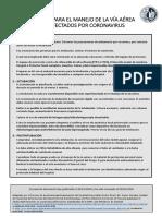 Manejo-vía-aérea-paciente-con-coronavirus-SEDAR