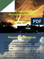 21 Procesos adiabáticos