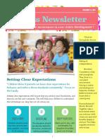 class newsletter ece456