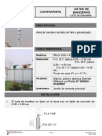 107500 ASTAS DE BANDERA