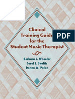 Barbara L. Wheeler, Carol L. Shultis, Donna W. Polen - Clinical Training Guide for the Student Music Therapist-Barcelona Publishers(NH) (2005).pdf