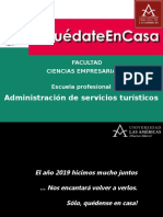 REVISTA TURISMO LAS AMÉRICAS 2019