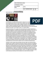 LECTURA FILOSOFIA 11 EJERCICIOS