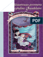 Lemony Snicket - Ouragan sur le lac.epub
