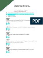 Gestion Inventario y almacenamiento Examen Parcial S4