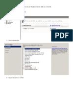 Installation of Php-mysql-joomla on Windows Server 2008 32 Bit OS