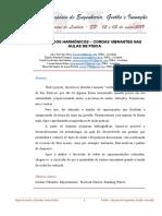 A MECÂNICA DOS HARMÔNICOS – CORDAS VIBRANTES NAS AULAS DE FISICA