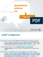 At and t compensation management