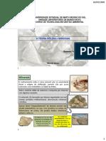 Aula 4 - A Terra sólida - Minerais