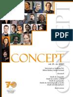 CONCEPT vol. 19 - nr. 2/2019