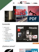 Modulo I - Basico de filtracion & Herramientas Fleetguard