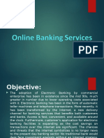 online personal banking